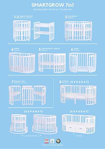 comfortbaby babybett 7 in 1 vorsellung bewertung. Black Bedroom Furniture Sets. Home Design Ideas